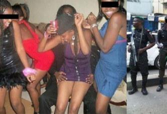 Nigeria: les prostituées menacent de priver les policiers de sexe