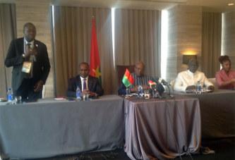 Pékin: échanges sans filtre entre Roch Kaboré et les Burkinabè de Chine