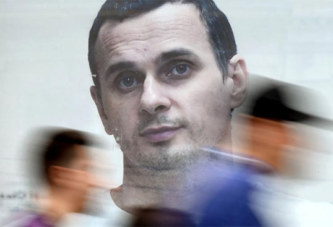 Russie: 100 jours de grève de la faim pour Oleg Sentsov