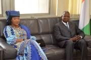 Coopération Burkina Faso- Côte d'ivoire:Les deux médiateurs signent un mémorandum d'entente