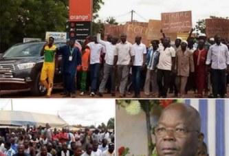 MPP/BAM: insurrection contre le ministre Siméon…