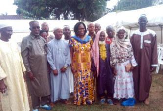 Côte d'Ivoire: Des Imams chez Simone Gbagbo «les gens ont menti sur vous et votre mari»