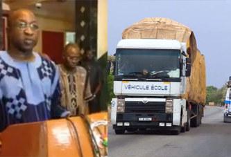 Grèves des transporteurs au Burkina Faso: Le gouvernement durcit le ton,  l'OTRAF et l'URCB suspendues