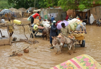 NIGER : 22 morts dans des inondations
