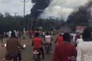 Nigeria: Abuja, 35 morts et des centaines de brûlés dans une explosion de gaz