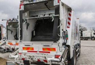 Des prisonniers s'évadent dans un camion poubelle