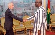 Burkina- Faso- Canada : un envoyé spécial du Premier ministre canadien chez le président du Faso