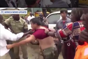 Ouganda: un ministre battu par des «mineurs illégaux» chinois (VIDÉO)