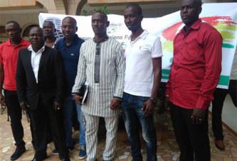 Sport : L'Association des Anciens Footballeurs du Burkina voit le jour