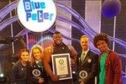 Burkina Faso: L'haltérophile burkinabè Iron Bibi dans le Guinness des records