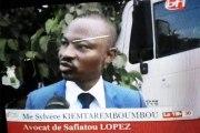Communiqué du parquet sur l'arrestation de Safiatou Lopez:
