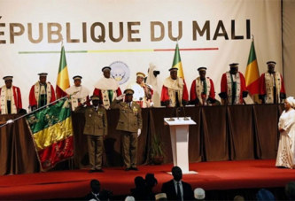 Mali: Pour son deuxième mandat, IBK promet la paix aux Maliens