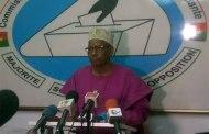 Burkina Faso: Newton Ahmed Barry veut sauver la CENI en proie à une crise interne