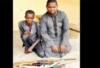 """""""La police nous a arrêtés parce que Allah l'a voulu"""", dixit des voleurs"""