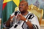 Roch Kaboré: « Ces nombreuses attaques ne sont pas une attestation d'une incapacité de l'Etat. »