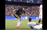 Ligue des Champions: Cristiano Ronaldo injustement expulsé (Vidéo)