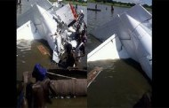 Soudan du Sud: un crash d'avion fait 19 morts (PHOTOS)