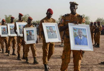 Les identités des 8 soldatstombés dans l'explosion d'une mine àBaraboulé