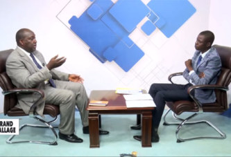 Emission TV Burkina Info: Grand déballage avec Zéphirin Diabré