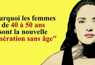 Les femmes de 40 à 50 ans sont la nouvelle « génération sans âge »