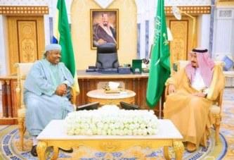 Gabon : Ali Bongo n'est pas mort, juste un petit malaise à Riyad, il va beaucoup mieux et se repose