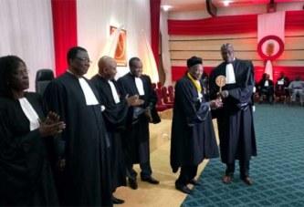Burkina: le nouveau Bâtonnier de l'ordre des avocats compte redynamiser le barreau