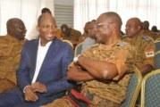 Causerie entre deux généraux: Djibrill Bassolé et Gilbert Diendéré