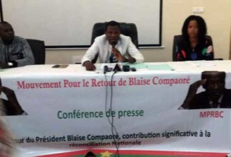 «Insécurité/ Burkina : Un mouvement appelle  Blaise Compaoré à la rescousse