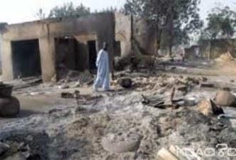 Nigeria: Boko Haram réduit un village en cendre et fait deux morts près de Chibok