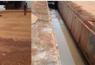 Ouagadougou: Un délai d'un mois donné aux populations pour déconnecter toute installation sur les caniveaux à usage d'évacuation des eaux pluviales