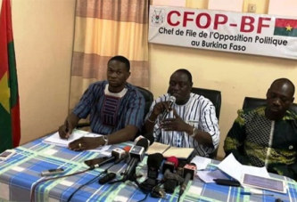 Marche-meeting du 29 septembre: « Une réussite malgré les tentatives de sabotage du MPP », Rabi Yaméogo