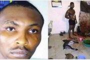 Choc – Les confidences d'un spécialiste de crime rituel après son arrestation