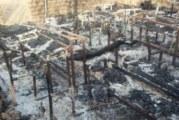 Banwa: une école incendiée, des vivres emportés à Sanaba par des individus armés non identifiés