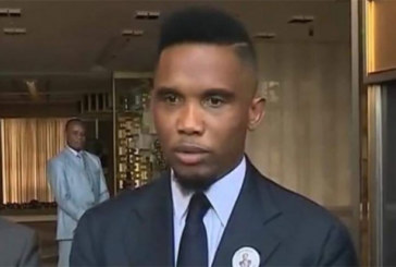 Cameroun: Présidentielle 2018, Samuel Eto'o appelle à voter Paul Biya car il n'a «connu que ça»