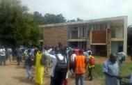Burkina Faso : Pose de la première pierre du mémorial Thomas Sankara