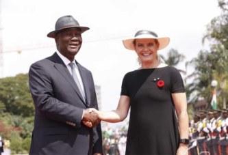 Côte d'Ivoire: Ouattara reçoit le gouverneur général du Canada et le ministre chinois en charge des affaires africaines