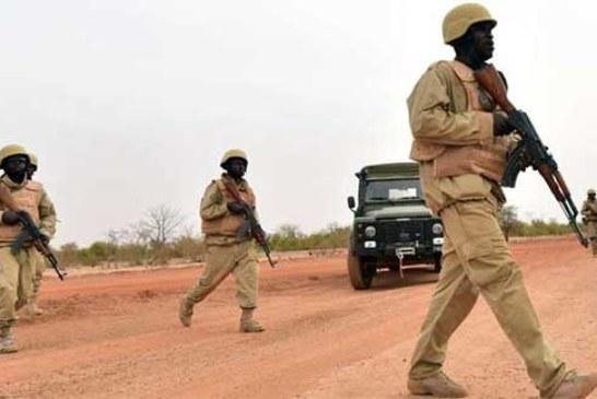 Le Burkina Faso face au terrorisme