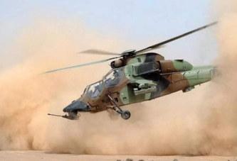 BARKHANE : la force Barkhane met hors de combat un groupe terroriste au Mali.
