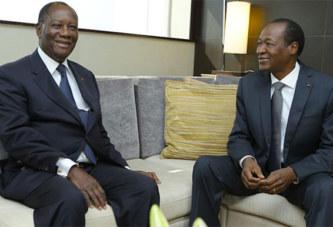Côte d'Ivoire: Alassane Ouattara s'est entretenu avec Blaise Compaoré sur le cas Soro