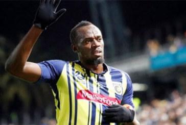 Football: Les Central Coast Mariners mettent fin à la période d'essai d'Usain Bolt