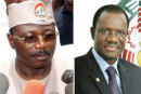 Devant les militants du CDP à Abidjan, Eddie KOMBOIGO à Kadre OUEDRAOGO: »Tu peux partir»