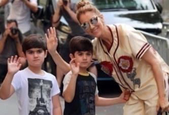 Céline Dion : ses jumeaux sont si «différents»
