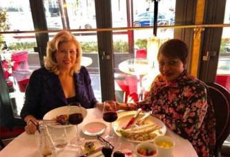 Côte d'ivoire : Bédié à propos du déjeuner entre son épouse et Mme Ouattara, «C'est un fait banal»