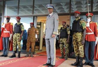 Général Gilbert Diendéré: «J'assume pleinement mes responsabilités»