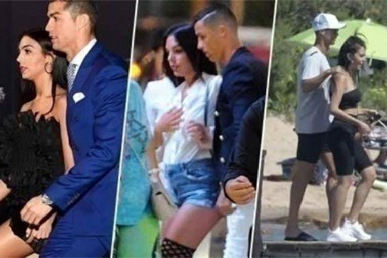 Cristiano Ronaldo accélère vers le mariage : il va ENFIN épouser Georgina !(photos)