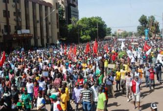 SYNATEB:Appel à la mobilisation pour la grève d'avertissement du jeudi 29 novembre 2018