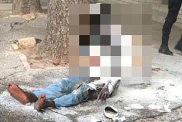 Sénégal: L'homme qui a tenté de s'immoler devant le Palais est mort