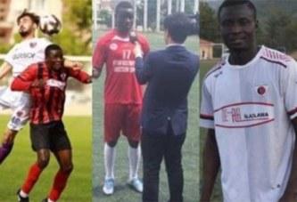 Turquie : Un footballeur nigérian décède en plein match