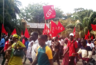 Marche contre la vie chère: A Bobo, la CCVC met le gouvernement en garde contre une nouvelle insurrection