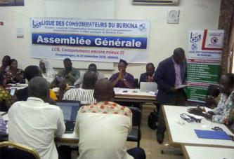 Ligue des consommateurs du Burkina (LCB): fin du bicéphalisme à la tête de l'organisation